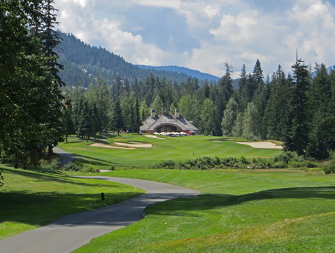 Fairmont Chateau Whistler Golf Course