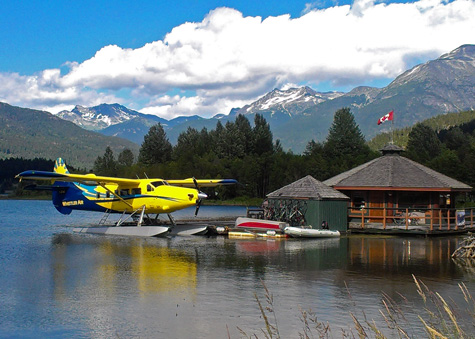 Green Lake, Whistler BC Canada