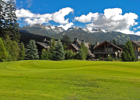 Nicklaus North Golf Course, Whistler BC