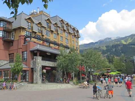 Sundial Boutique Hotel, Whistler BC