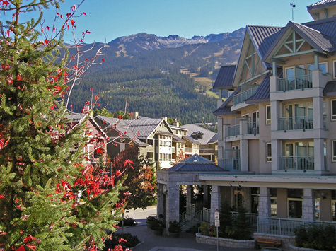 Hotels in Whistler BC Canada