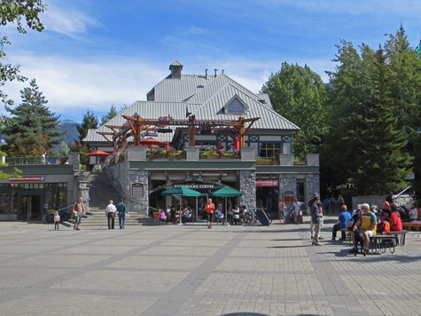 Restaurant and Bar in Whistler BC Canada