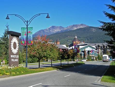 Whistler Transportation